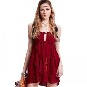 vestidos hippie chic online