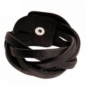 pulseras de cuero para hombres bohemios hipster
