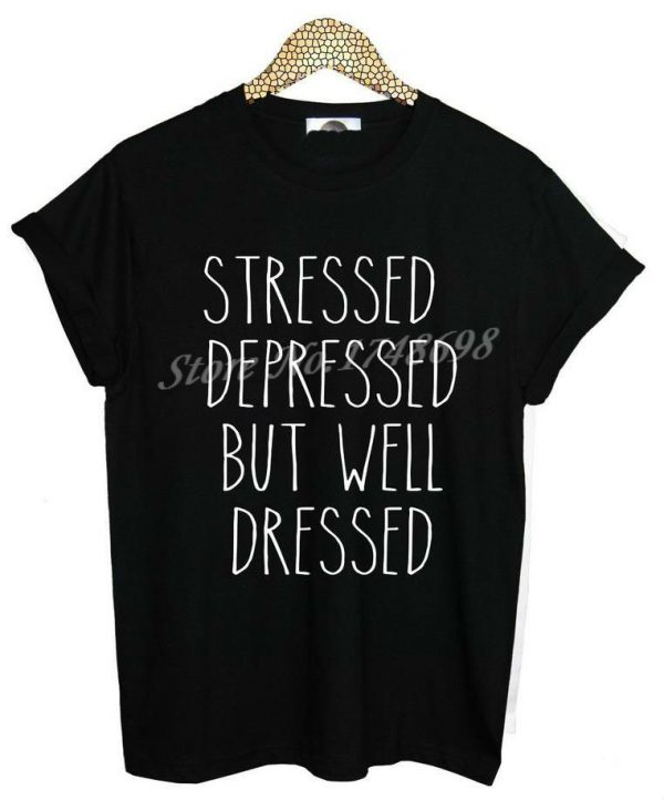 black t-shirts with sarcastic sayings