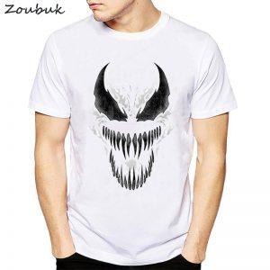 venom spiderman t-shirts