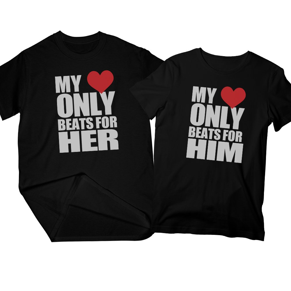3f165b2af6 Valentine's Day T Shirts For Her& Him 2019 – Boheki