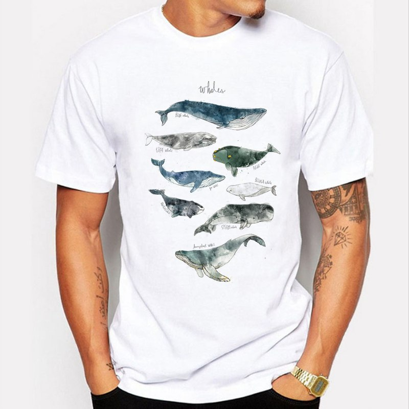 1c3ff42b T Shirts With Whales Cheap | Short Sleeve T Shirt Save our oceans sharks  whales turtles sealife T Shirt Plus Size Hombre O Neck sharks turtles Tee  Shirts