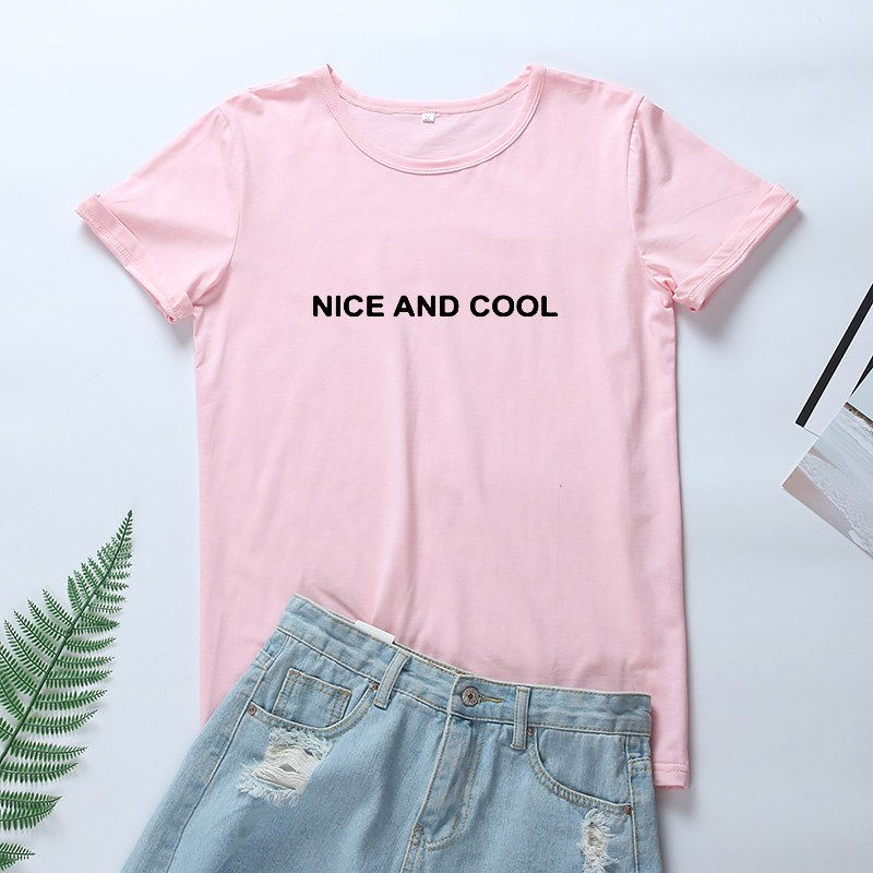 Nice Pink T Shirts Women S