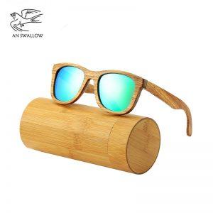 gafas de madera polarizadas