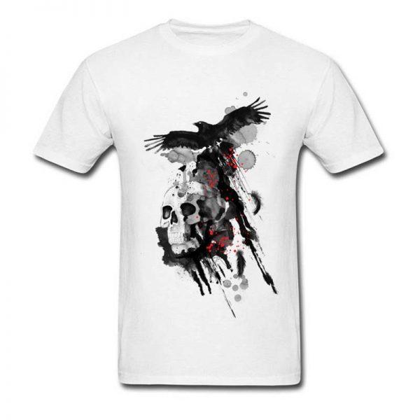 white art t shirts