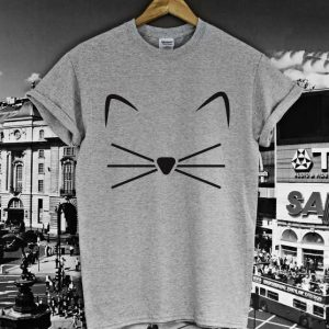 funny t shirts with cats