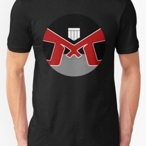 dredd movie t shirt