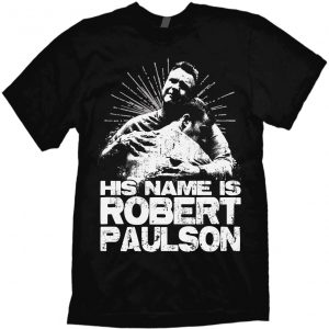 robert paulson fight club t shirt