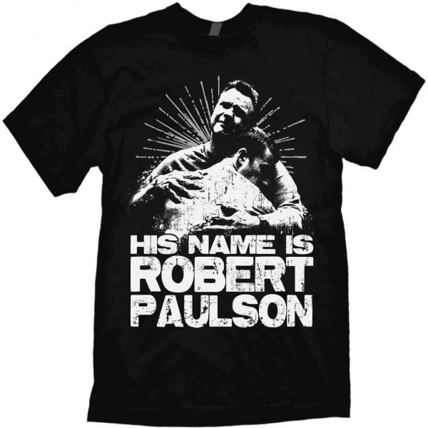 robert paulson fight club t shirt