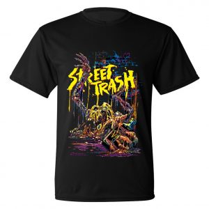 horror movie street trash t shirts