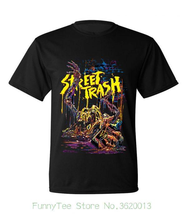 horror movie street trash t shirts