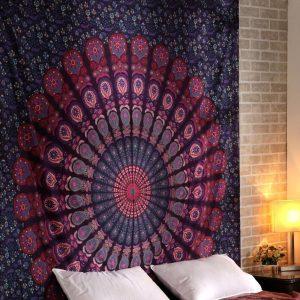 tapiz hippie