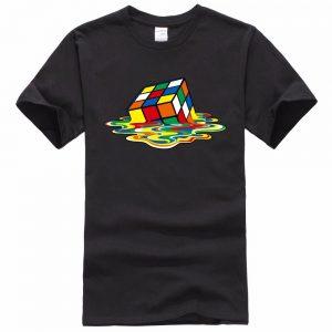 camisetas geek cubo rubick