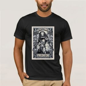 predator movie t shirts