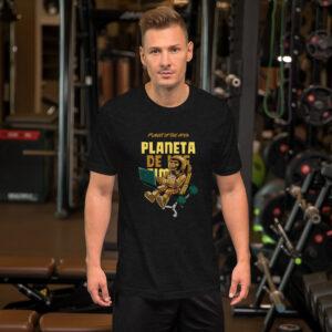 camisetas del planeta de los simios